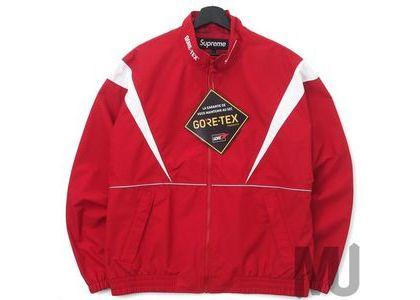 Supreme GORE-TEX Court Jacket (SS19) Redの写真