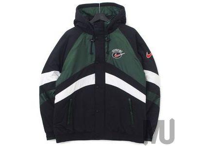 Supreme Nike Hooded Sport Jacket Greenの写真