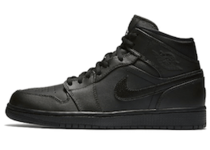 Jordan 1 Retro Mid Black (2017)の写真