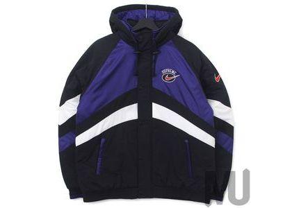 Supreme Nike Hooded Sport Jacket Purpleの写真