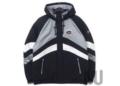 Supreme Nike Hooded Sport Jacket Silverの写真