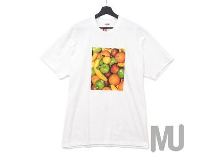 Supreme Fruit Tee Whiteの写真