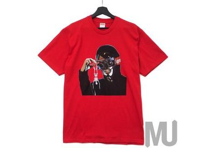 Supreme Creeper Tee Redの写真