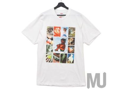 Supreme Original Sin Tee Whiteの写真