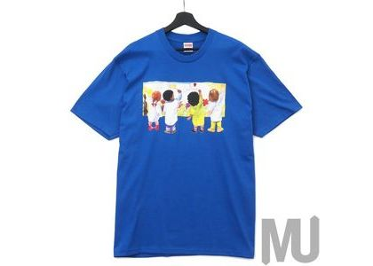 Supreme Kids Tee Royalの写真