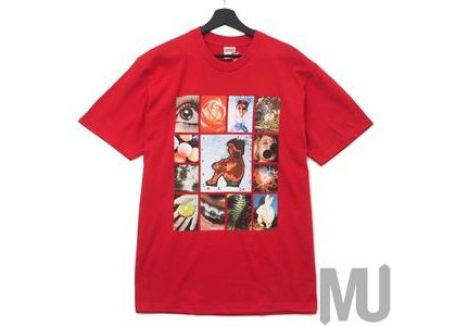 Supreme Original Sin Tee Redの写真