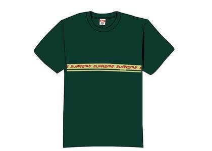 Supreme Hard Goods Tee Dark Greenの写真
