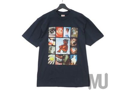 Supreme Original Sin Tee Navyの写真