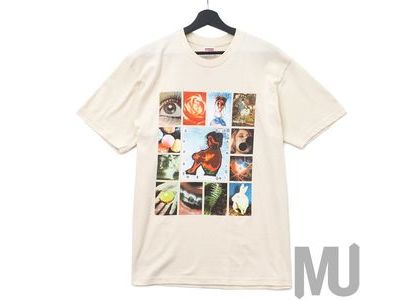 Supreme Original Sin Tee Naturalの写真
