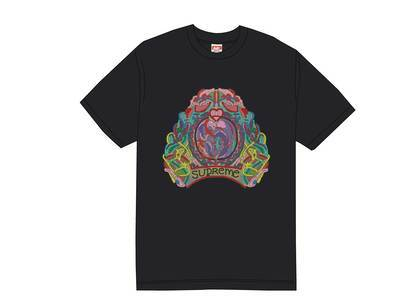 Supreme Knot Tee Blackの写真