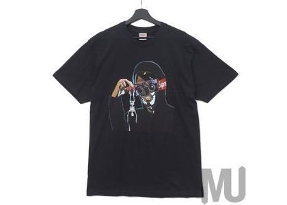 Supreme Creeper Tee Blackの写真