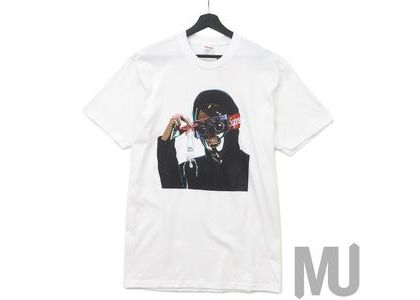 Supreme Creeper Tee Whiteの写真