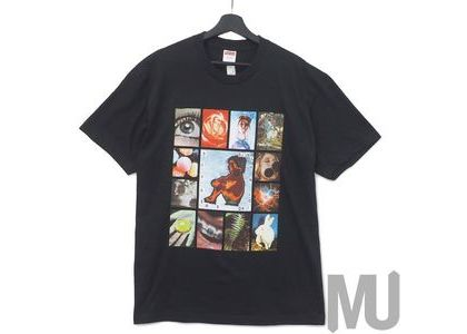 Supreme Original Sin Tee Blackの写真