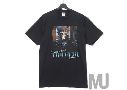 Supreme King of New York Tee Blackの写真