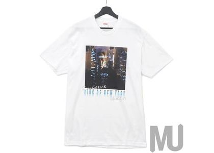Supreme King of New York Tee Whiteの写真