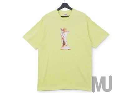 Supreme Cupid Tee Neon Greenの写真