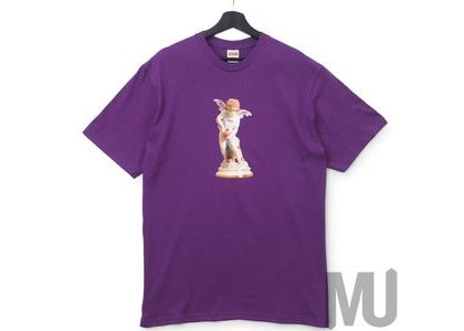 Supreme Cupid Tee Purpleの写真