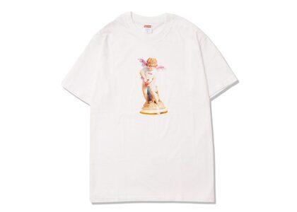 Supreme Cupid Tee Whiteの写真