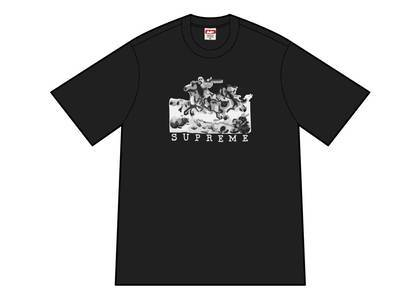 Supreme Riders Tee Blackの写真