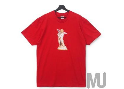 Supreme Cupid Tee Redの写真