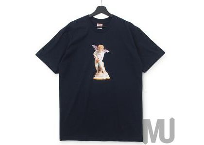 Supreme Cupid Tee Navyの写真