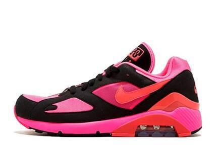 Comme des Garcons × Nike Air Max 180 Blackの写真