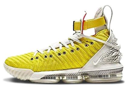 Harlem's Fashion Row × Nike Lebron 16 Bright Citron/Summit Whiteの写真