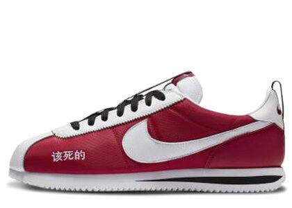 Kendrick Lamar × Nike Cortez Gym Red/Whiteの写真