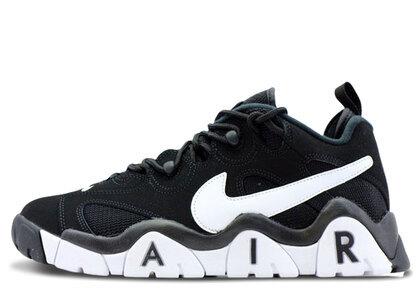 Nike Air Barrage Low Black/White-Whiteの写真