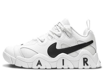 Nike Air Barrage Low Summit White/Blackの写真