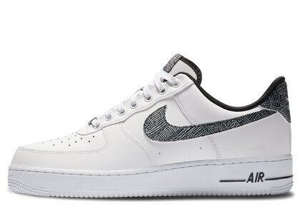Nike Air Force 1 '07 White Metallic Silverの写真