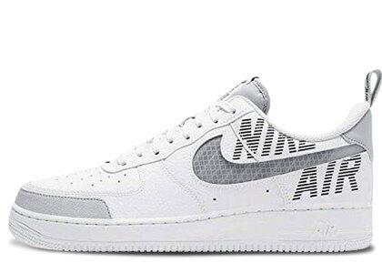 Nike Air Force 1 07 LV8 2 White/Wolf Grey-Blackの写真