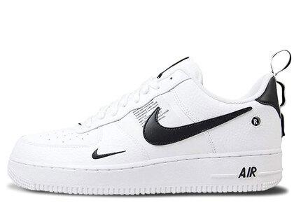 Nike Air Force 1 07 LV8 Utility White/Blackの写真