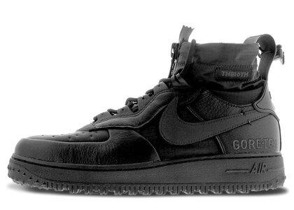 Nike Air Force 1 Gore-tex High Triple Blackの写真