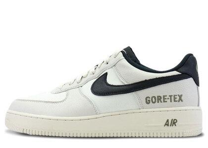 Nike Air Force 1 GTX Light Bone/Black-Medium Oliveの写真