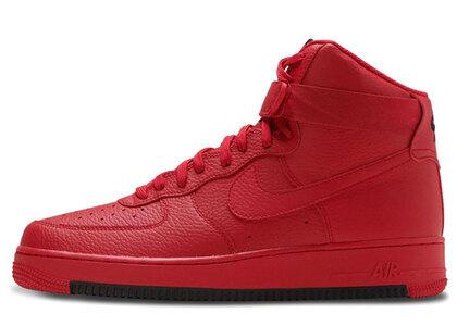 Nike Air Force 1 High '07 1 UNIV Red/Blackの写真