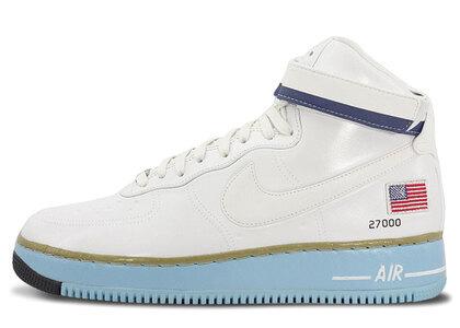 Nike Air Force 1 High BDAY QS White/Whiteの写真