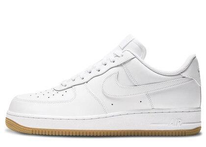 Nike Air Force 1 Low White Gumの写真