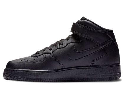 Nike Air Force 1 Mid 07 Blackの写真