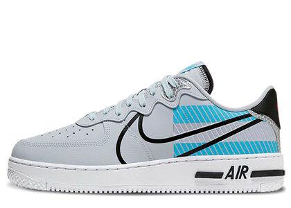 Nike Air Force 1 React Low 3M LX Pure Platinumの写真