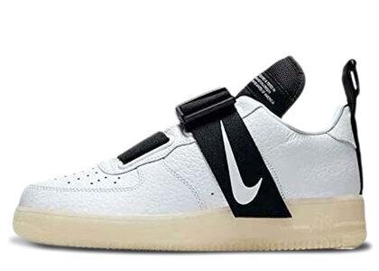 Nike Air Force 1 Utility White Blackの写真