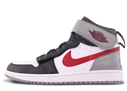 Nike Air Jordan 1 High Flyase Black/White/Particle Greyの写真