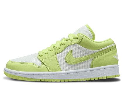 Nike Air Jordan 1 Low Limelightの写真