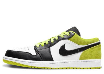 Nike Air Jordan 1 Low SE Black/Cyber-Black-Whiteの写真