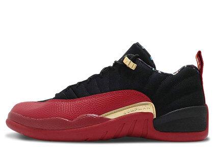Nike Air Jordan 12 Low SE Superbowl LVの写真