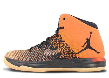 Nike Air Jordan 31 Black/Black-Starfishの写真