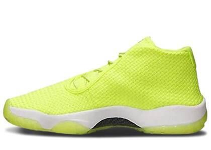 Nike Air Jordan Future Volt/Volt-Whiteの写真