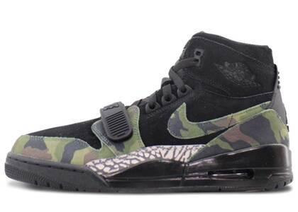 Nike Air Jordan Legacy 312 Black/Camo Greenの写真