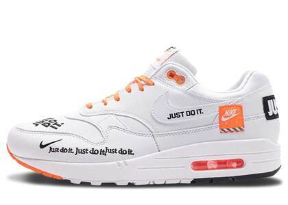 Nike Air Max 1 Just Do It Pack Whiteの写真