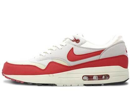 Nike Air Max 1 OG SAIL/University Red/Grey/Blackの写真